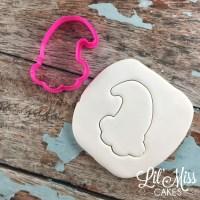 Rainbow Cloud Cutter | Lil Miss Cakes