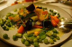 Seasonal Vegetable Salad - 60AED