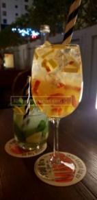 Ginger Mojito & Bangkok Breeze