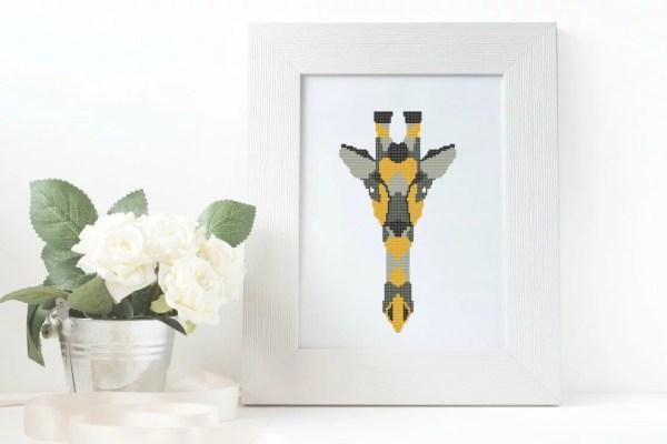 girafe-point-de-croix