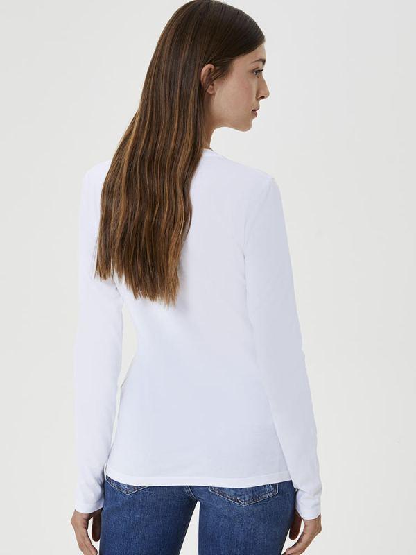 Tee shirt blanc WF0488 2