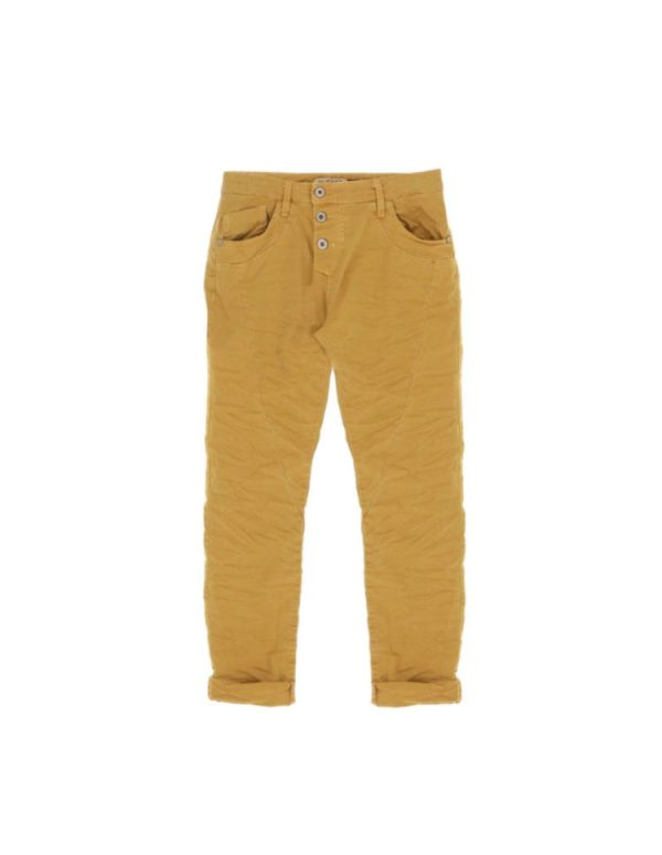 pantalon jaune please