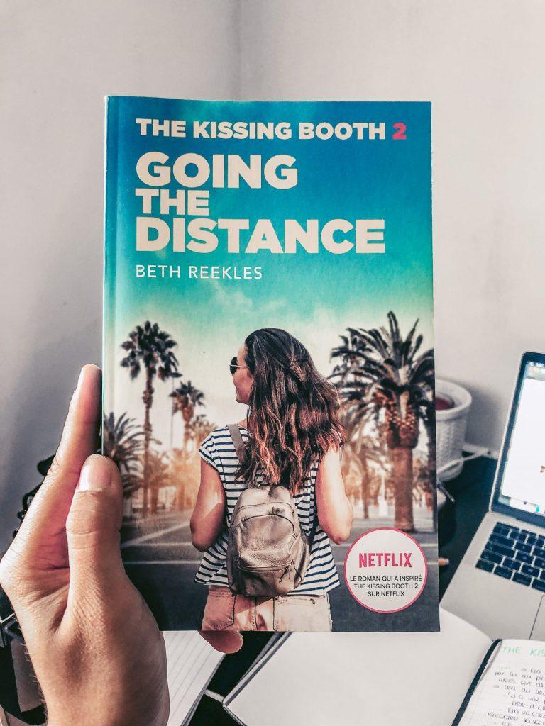 Mon avis sur The Kissing Booth 2 Going the distance de Beth Reekles