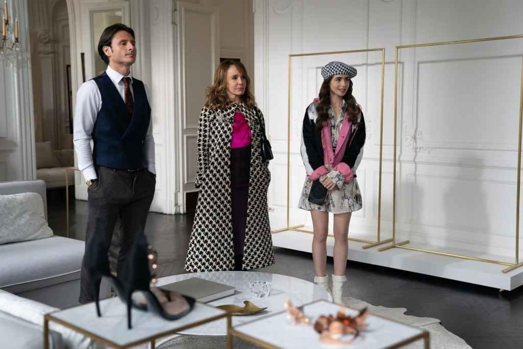 Emily in Paris une série de luxe et de mode sur Netflix