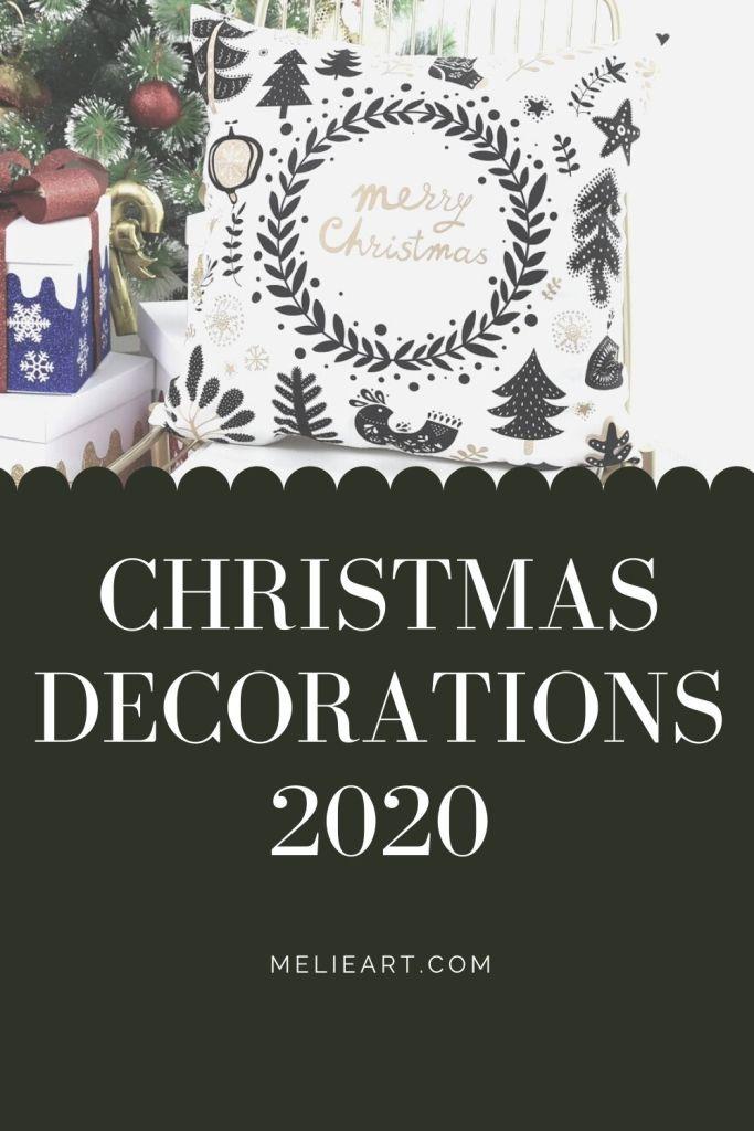 une liste de quelques décorations à acheter pour rendre votre maison très cocooning pour les fêtes