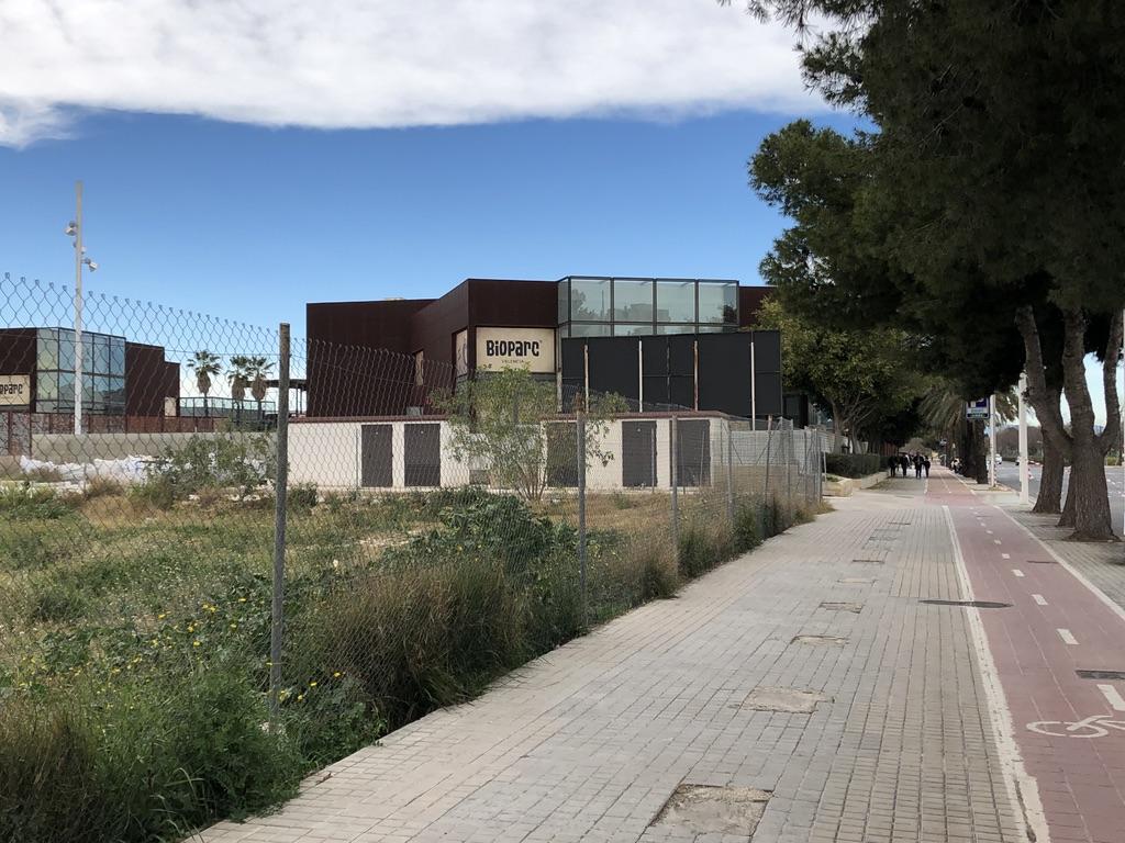Bioparc le zoo de Valencia en Espagne