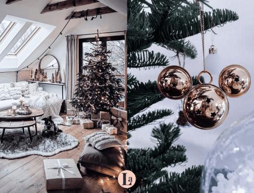 Les plus belles décorations de Noël vues sur Instagram