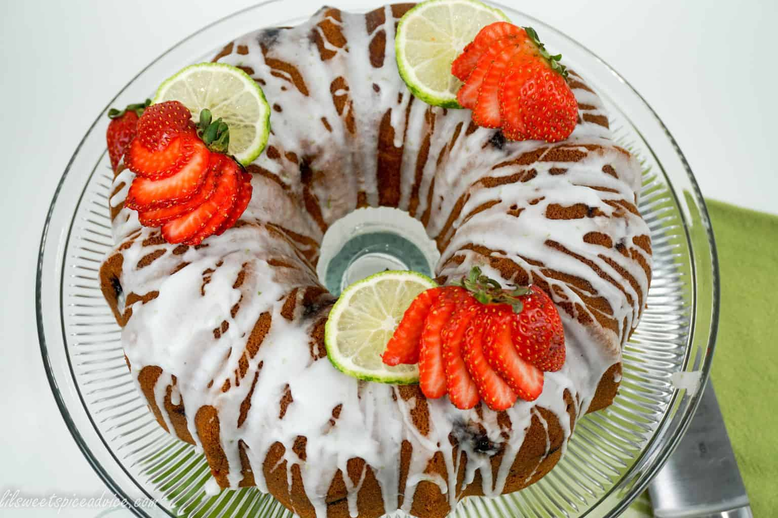 Margarita pound cake recipe