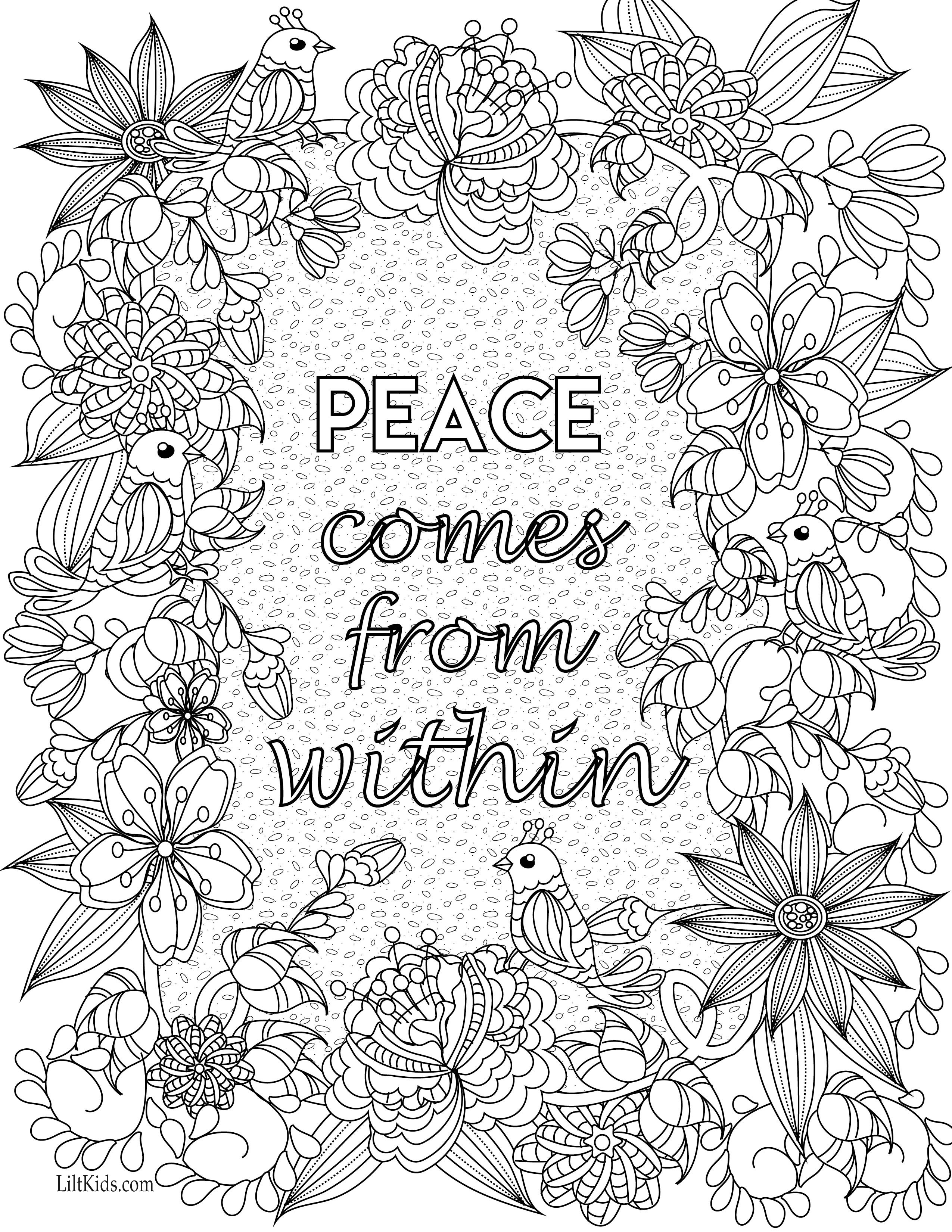 Lilt Kids Coloring Books Free Adult Coloring Book Pages