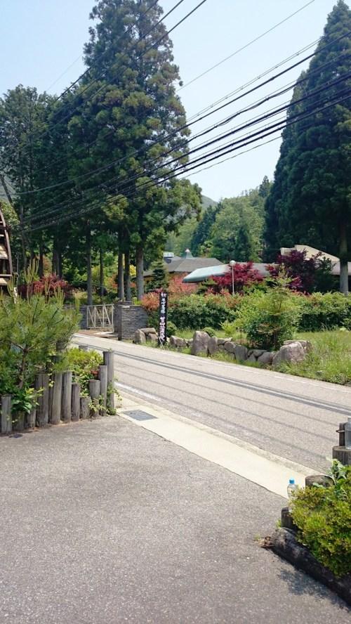 リリーのライダーズカフェ そば茶屋菖蒲庵