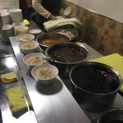 台北おすすめグルメ鶏肉飯7