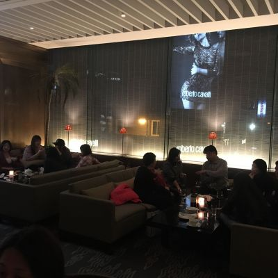 台北リージェントホテルラウンジ4