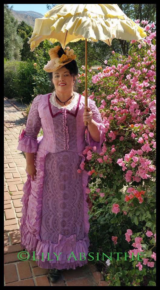 Garden Gown, 1878