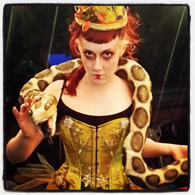 Snake Charmer1