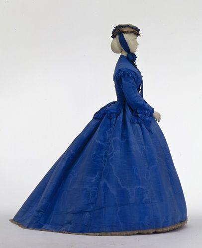 Day Dress 1867