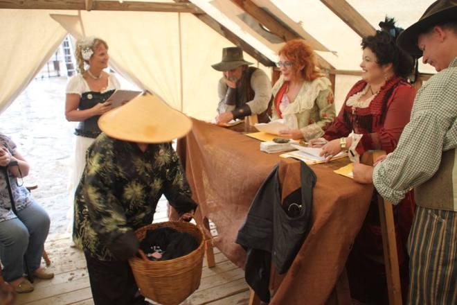 Banning Stagecoach Days 2014