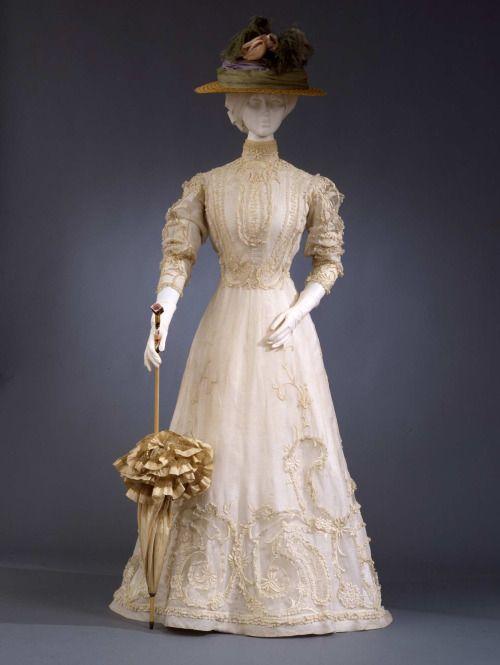 Day Dress 1903 1905