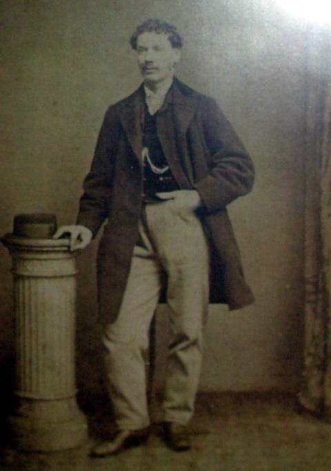 Curly Bill Brocious (c. 1845 – March 24, 1882)