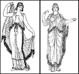 Peplos-in-Ancient-Greece