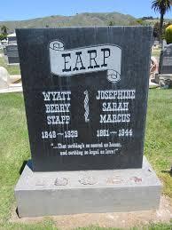 Earp_Grave