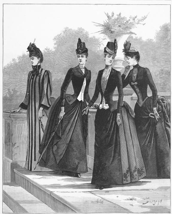 Harpers Bazzar_Redfern Sept 17 1887