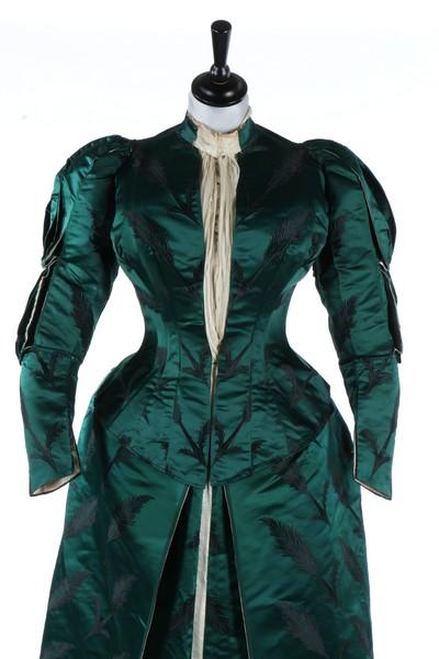 Worth_Green Dress3