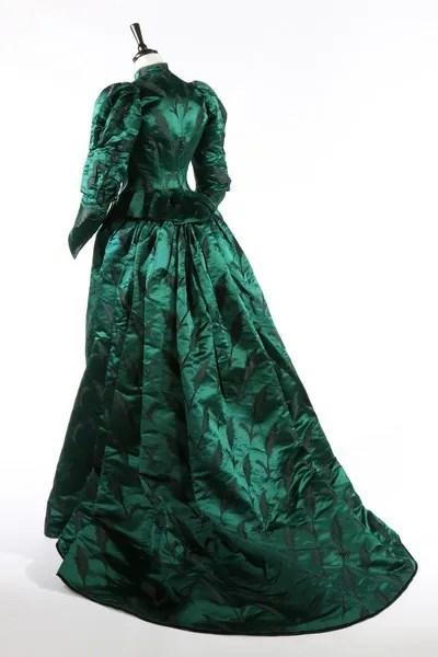 Worth_Green Dress4