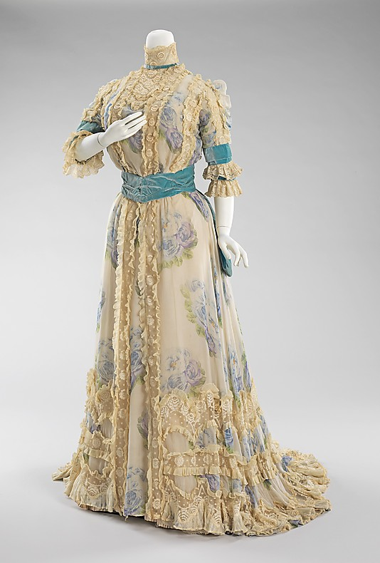 Doucet Afternoon Dress 1900 1903_1jpg