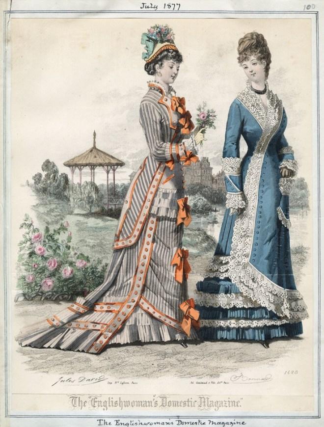 The Englishwoman's Domestic Magazine, July 1877