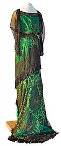 Lamanova_Green Dress2