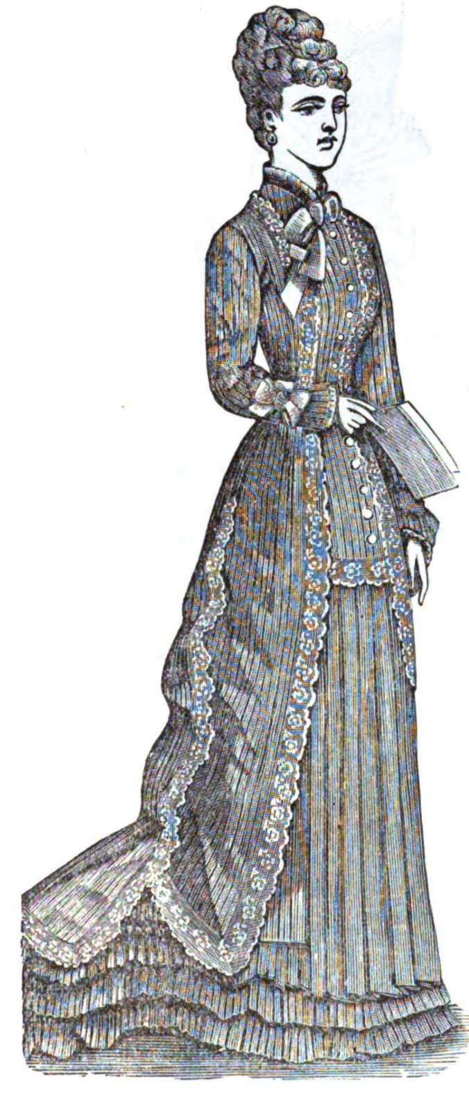 House Dress 1878_5