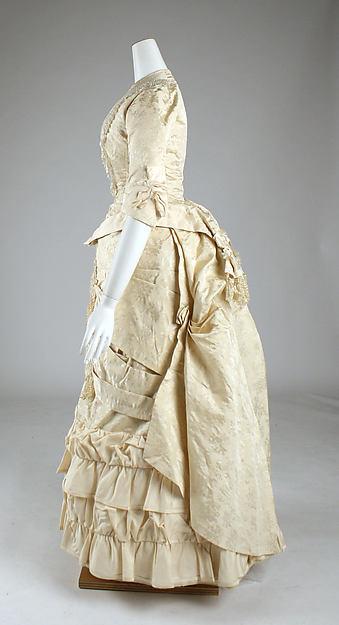 Day Dress 1881
