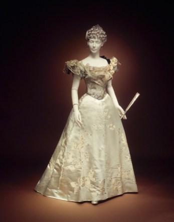 Worth Ballgown 1898