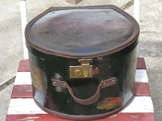 Top Hat Box c. 1910