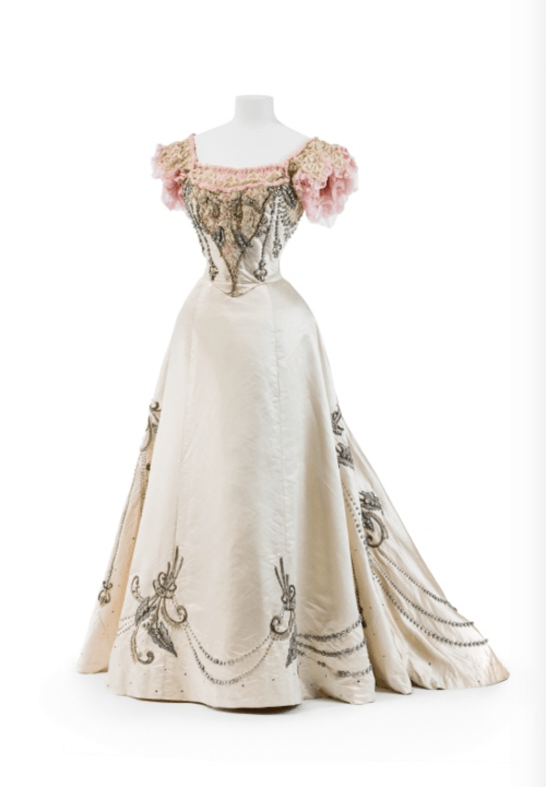Ball Gown Jeanne Paquin 1895