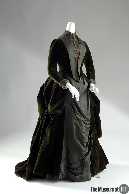 1888 Day Dress