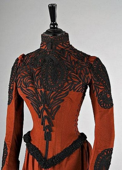 CLose-Up, Front Bodice
