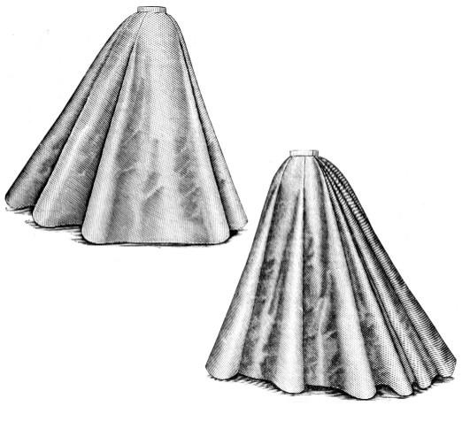 ladies_seven-gored_skirt_circa_1896