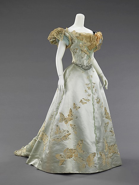 Worth Ballgown 1898