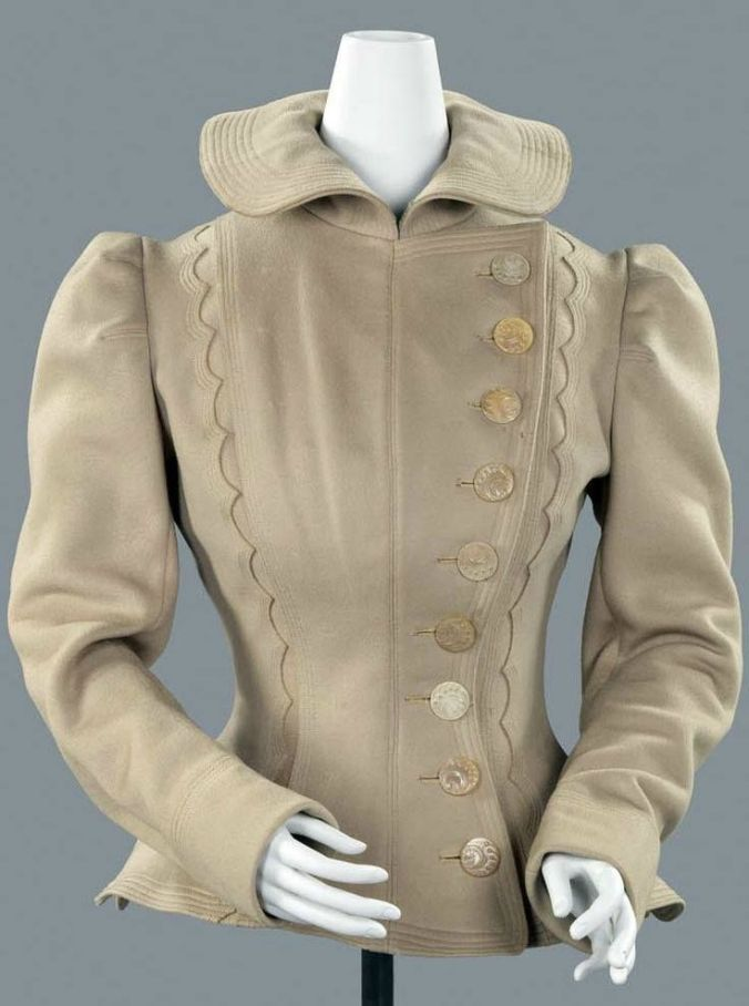 Cycling Jacket 1898 - 1900