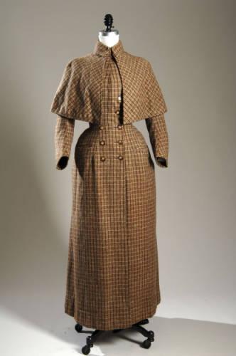 Womens Coat Redfern 1888