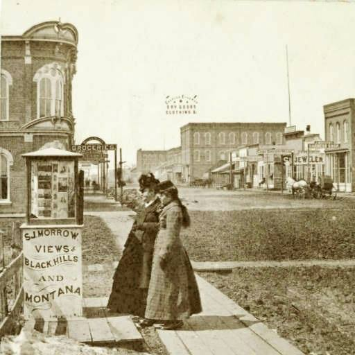 Yankton1 1881 Day Wear Streeet