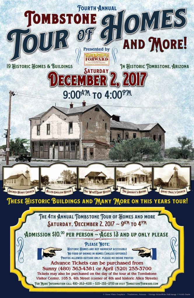 Tombstone Historic Home Tour 2017