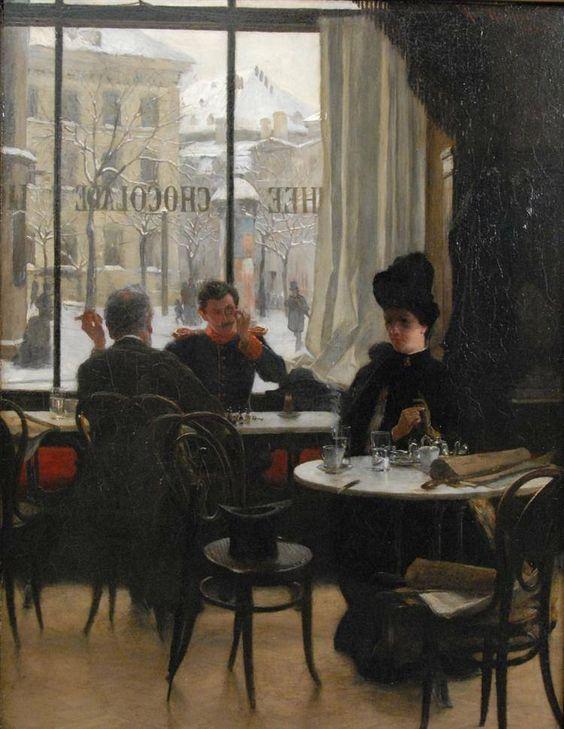 Cafe 1887