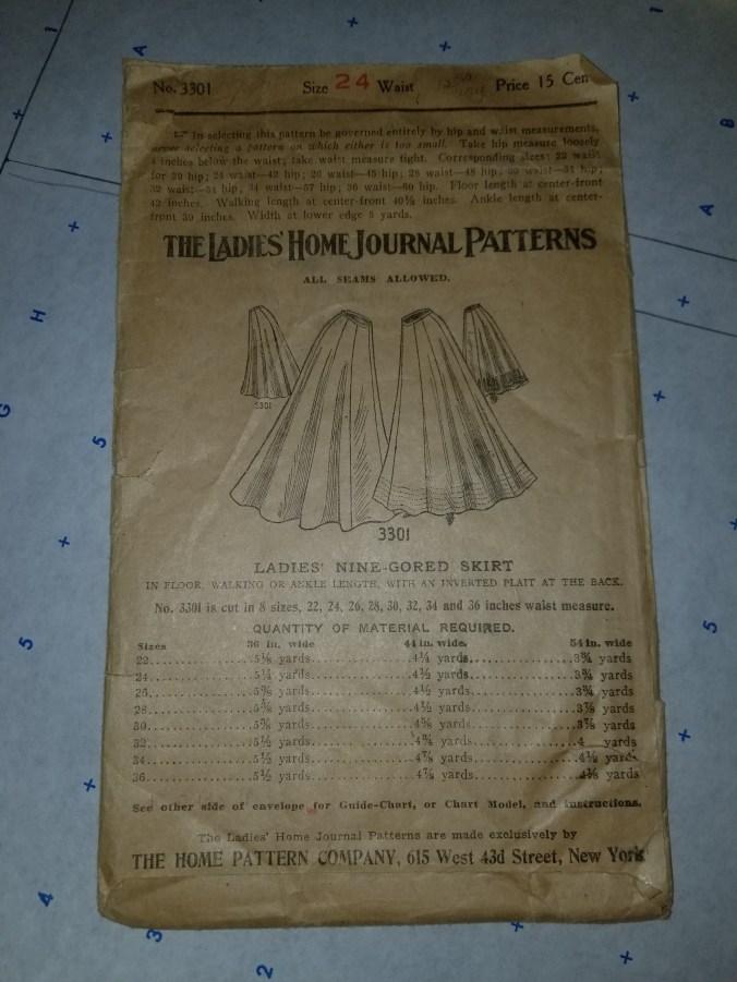 Pattern 1905 Skirt