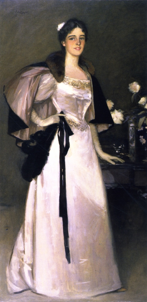 John Lavery Ball Gown 1894