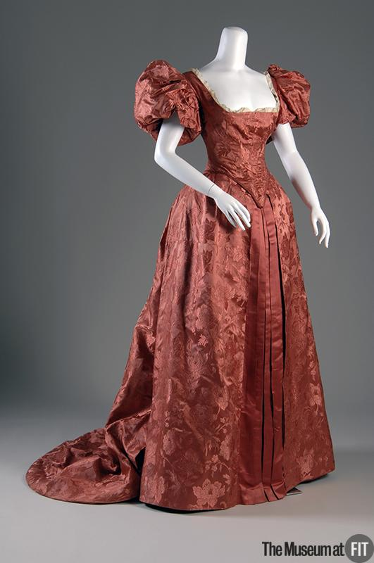 Evening Gown c. 1895