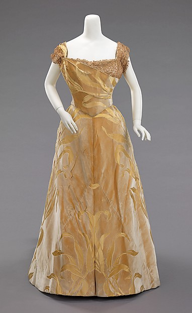 Worth Ball Gown 1899