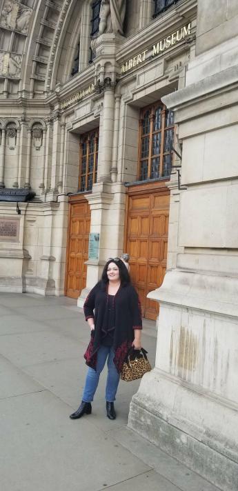 Karin V&A London