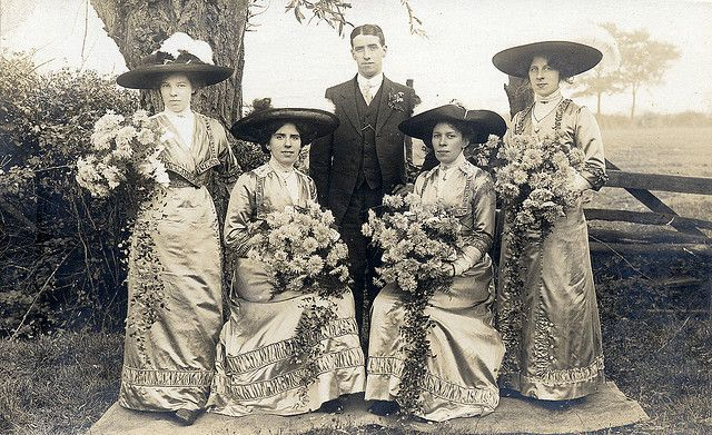 Wedding Party c. 1900
